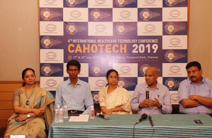 சர்வதேச சுகாதார – தொழில்நுட்ப மாநாடு CAHOTECH 2019