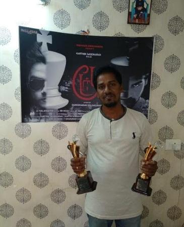 இரண்டு விருதுகள் பெற்ற குறும்படம் 'மூடர்'
