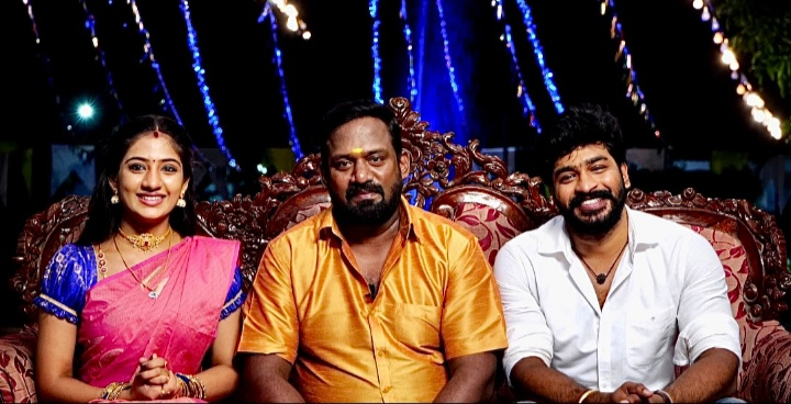 Idhayathai Thirudathe celebrates Navarathri with special episodes; Comedian Robo Shankar joins the celebration with a cameo performance